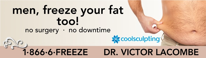 Coolsculpting for Men in Santa Rosa