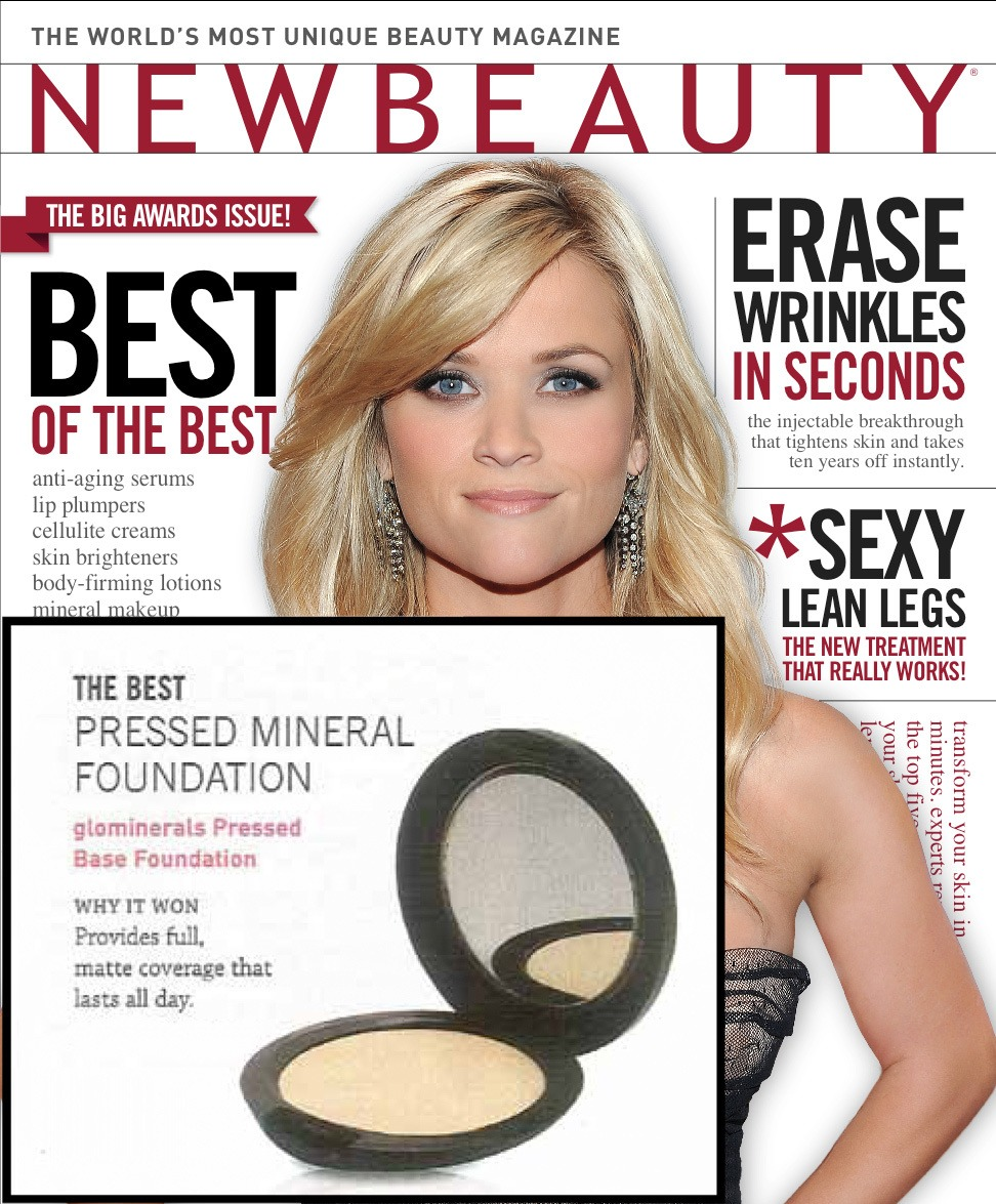 The Best Pressed Mineral Foundation