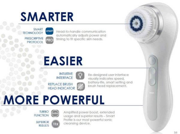 Clarisonic Smart Profile Cleaning System