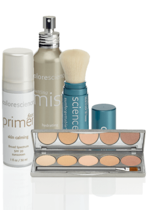 colorescience everything sensitive kit