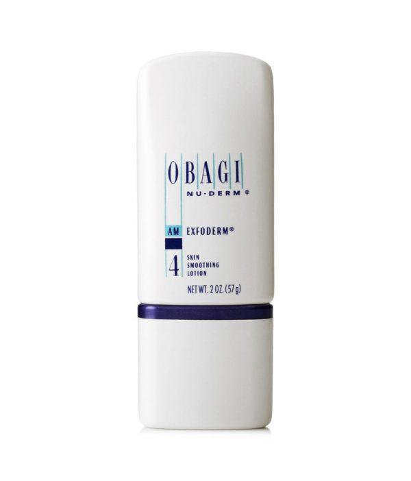 Obagi Nu-Derm skincare skin smoothing lotion