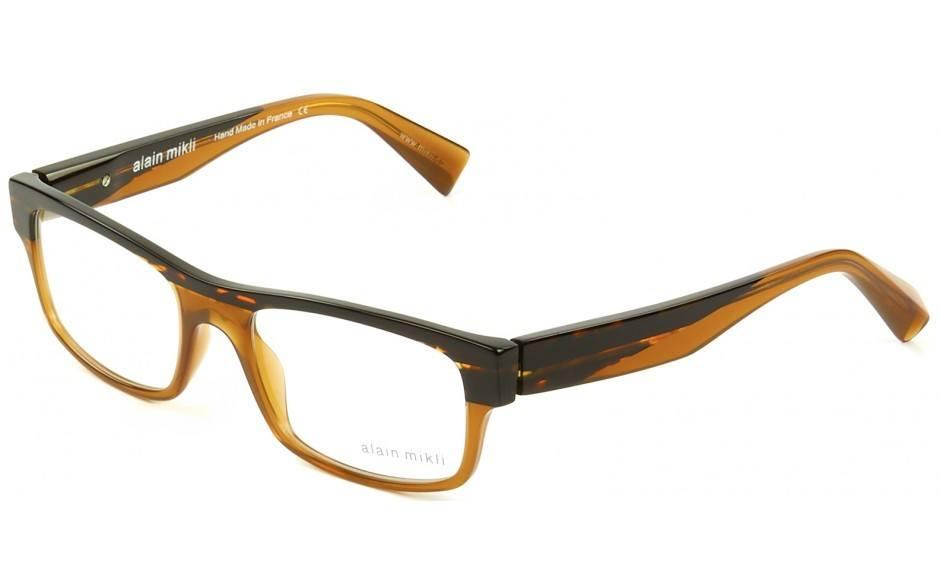 Alain Mikli Designer Eyewear A01251 A03P Eyeglasses ...