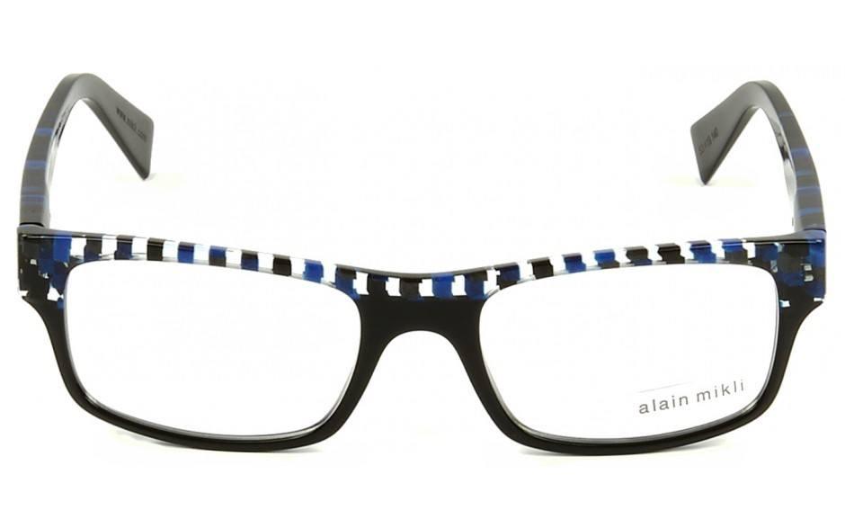 alain mikli designer eyewear a01251 a03m glasses