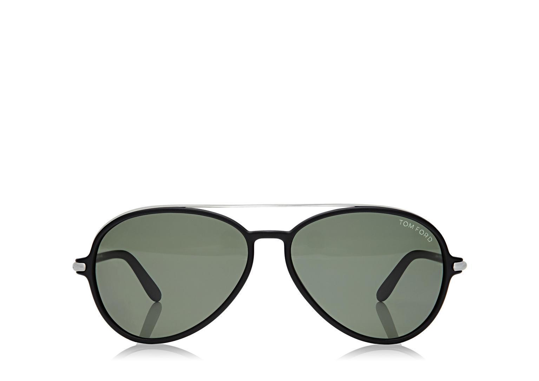 Designer Eyeglass Frames Tom Ford : Tom Ford Designer Eyewear - TF149 Ramone Sunglasses ...