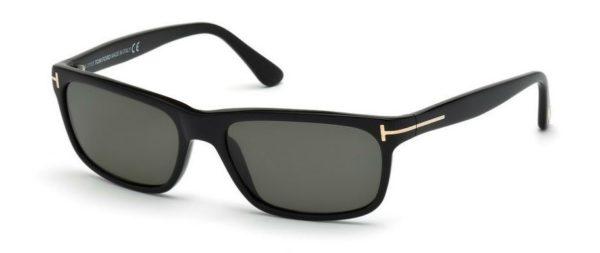 Tom Ford Designer Eyewear TF337 black-polarized
