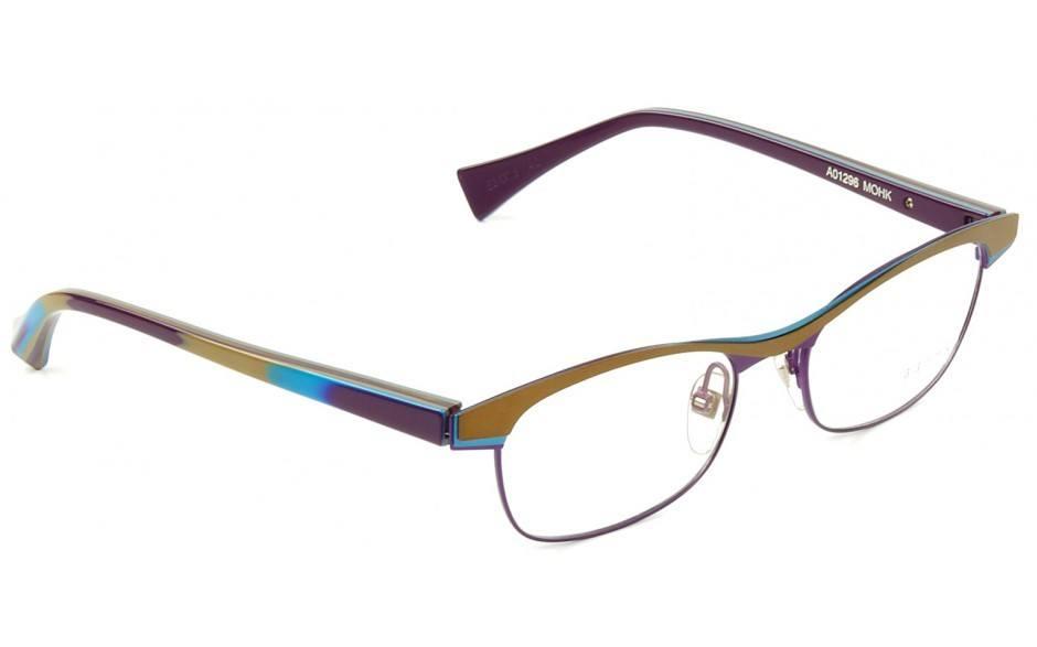 Alain Mikli Designer Eyewear A01296 MOHK Eyeglasses ...