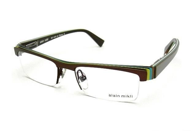 Alain Mikli Designer Eyewear A02002 Eyeglasses