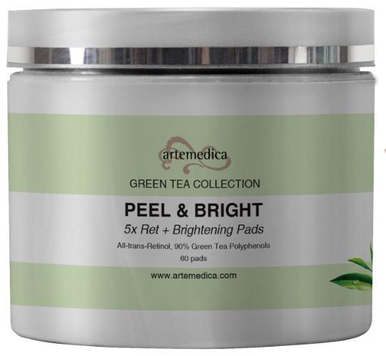 Peel & Bright Pads 5x All Trans Retinol