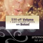 Artemedica Botox and Volumna Event