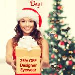 Designer Eyewear Holiday Event
