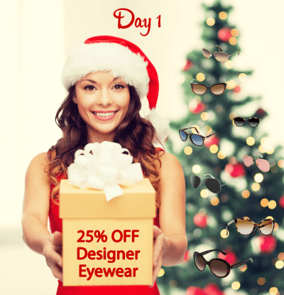Designer Eyewear Holiday Event