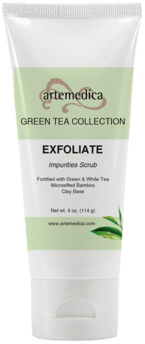 artemedica-green-tea-exfoliating-scrub