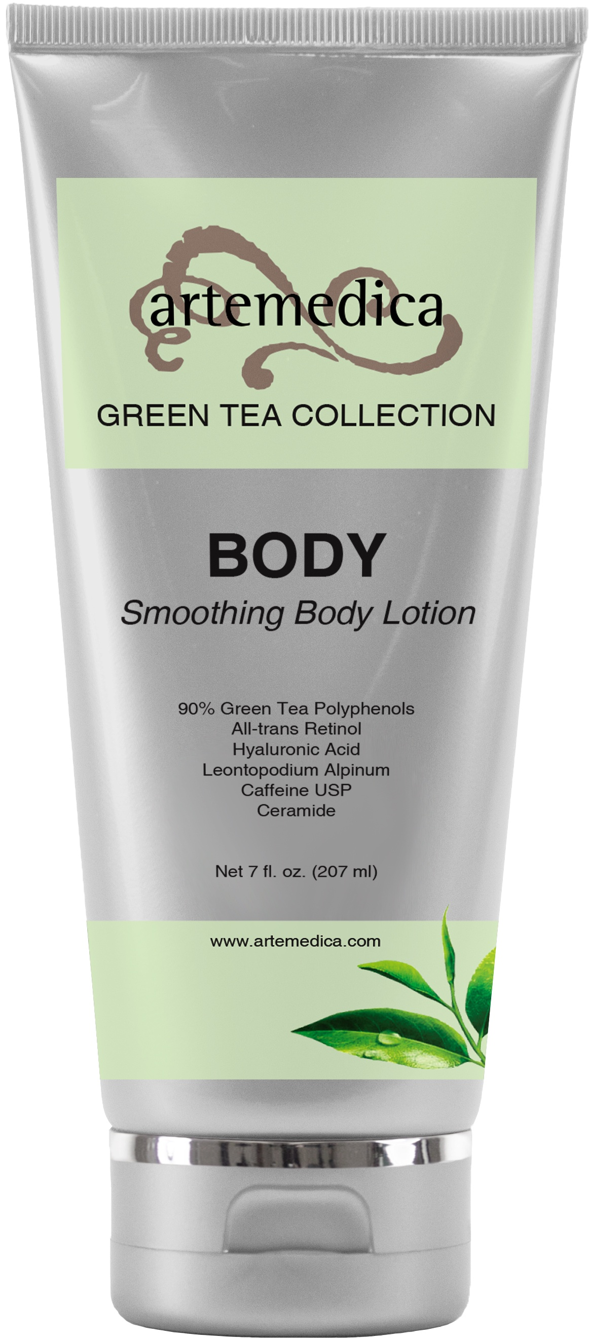 BODY Smoothing Body Lotion (Green Tea Collection)