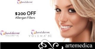 June Facial Filler Specials