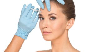 BOTOX Facial Injection