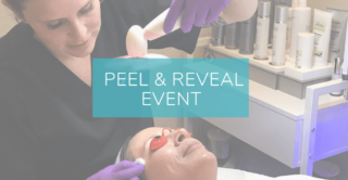 join us at artemedica in sonoma county for our peel and reveal event