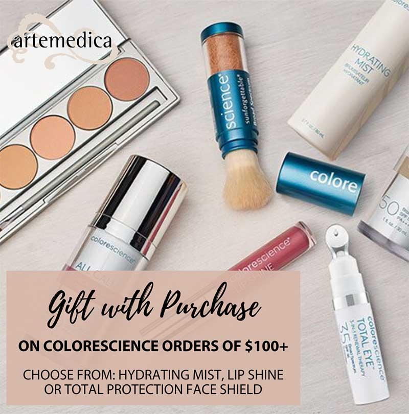 Buy Colorscience Make-up Online and Receive a Free Gift