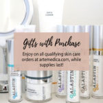 receive a free gift with any purchase through the Artemedica online store