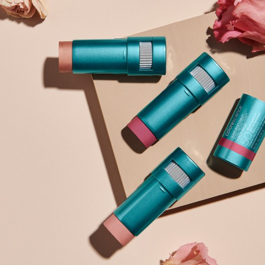 Colorescience makeup sunforgettable total protection color balm SPF 50