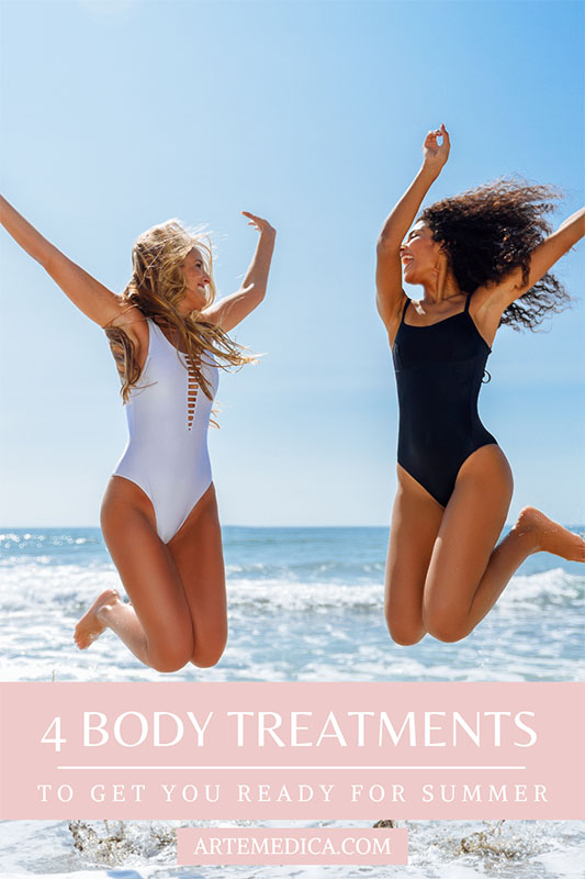 4 Body Treatments to Get You Ready for Summer