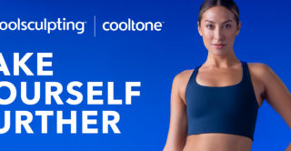 take yourself further with coolsculpting or cooltone