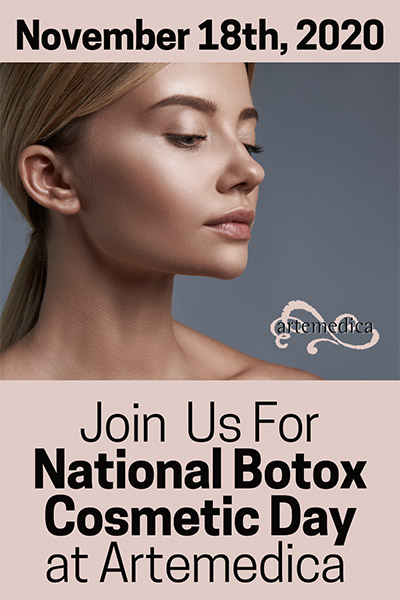 RSVP to Botox Cosmetic Day 2020 at Artemedica