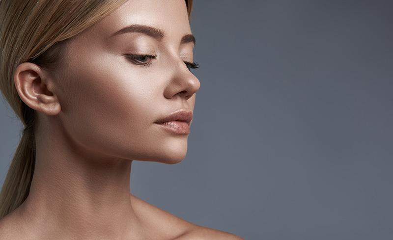 women with beautiful skin