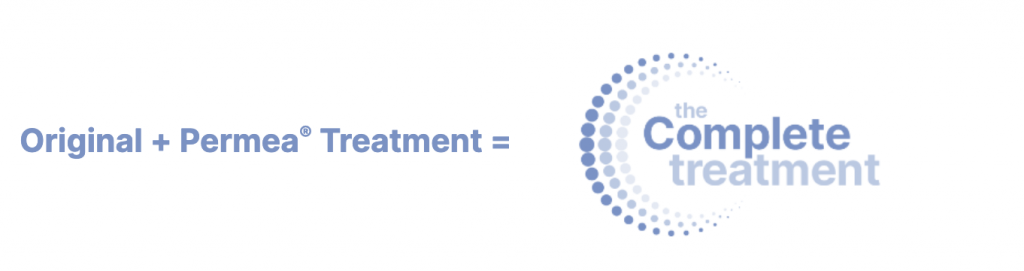 Clear + Brilliant Complete Treatment Logo