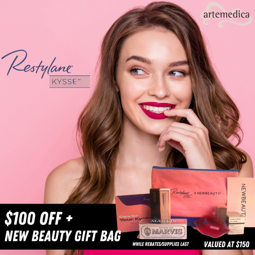 RESTYLANE KYSSE special offer from Artemedica