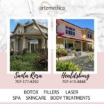 Artemedica is your local plastic surgery office in both Santa Rosa and Healdsburg